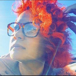 Accessories - Retro Hipster Tortoise Colored Fashion Eye Glasses